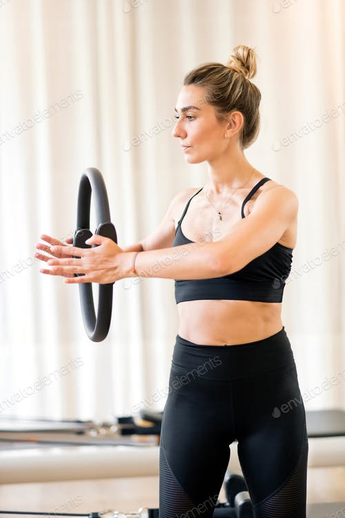 3 Effective Results Of Working Out With Pilates Ring