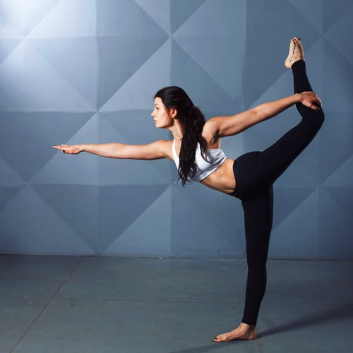 Pilates is the one form of exercise which will help you to have good posture. Also, helps to improve core muscle strength.