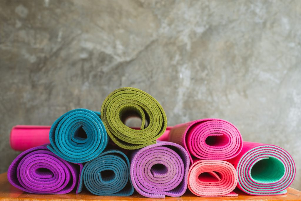 Best Yoga Mats Around The World