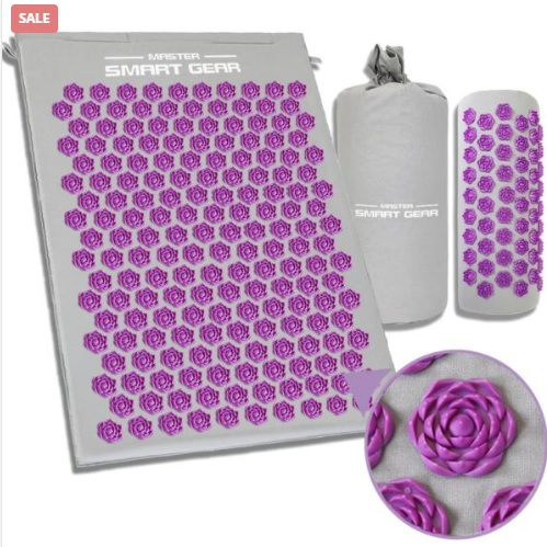 Bed Of Nails: 6 Acupressure Mats For Pointed Relief