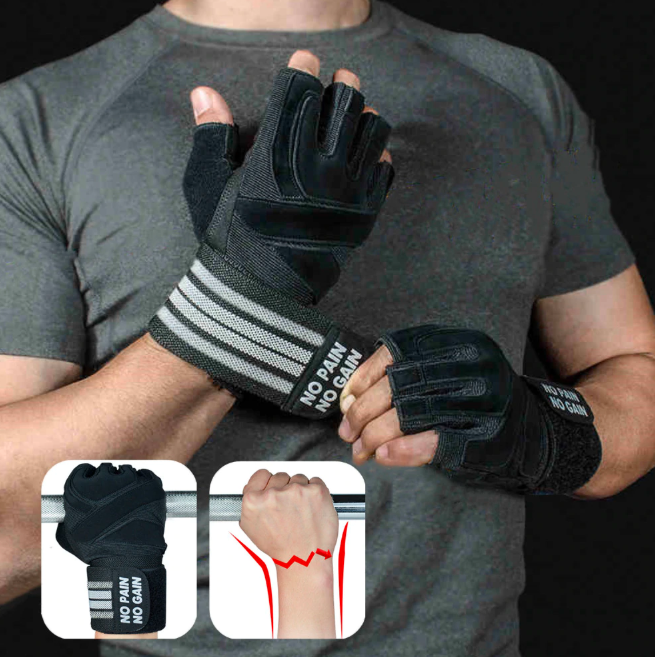 Find Out How to Choose the Best Gym Hand Gloves