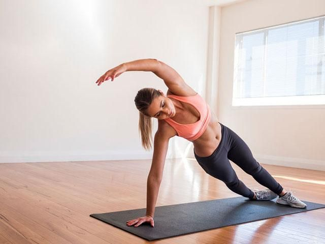 Yoga Sessions And Pilates Workouts