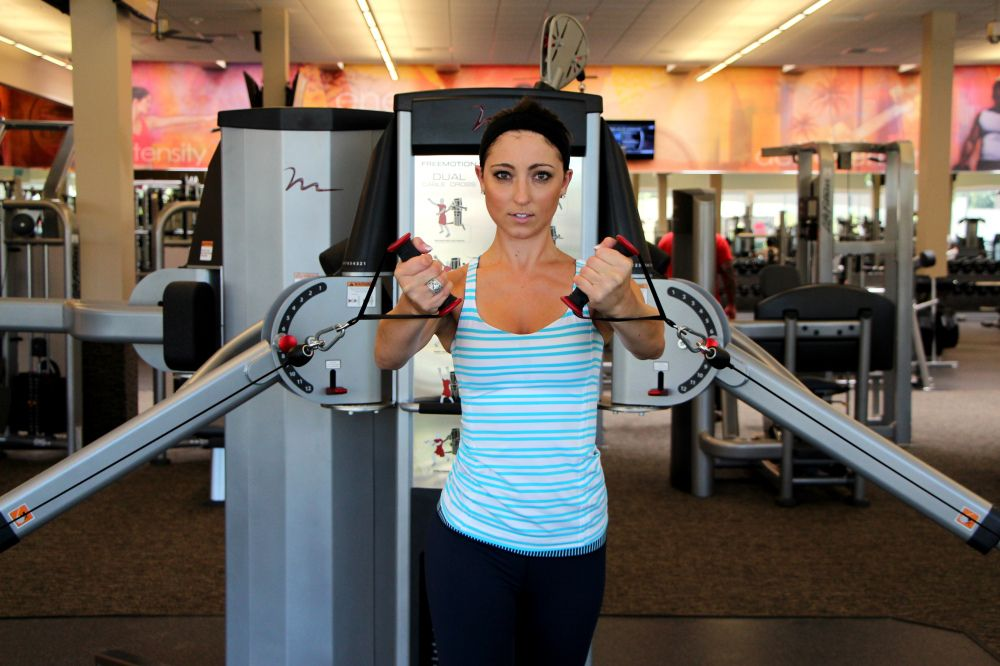 Improve Your Health With A Heavy Weight Machine Workout