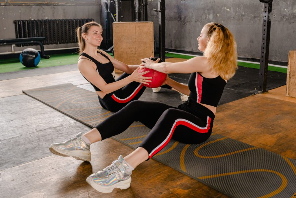 Choosing The Suitable Pilates Ball For Yourself